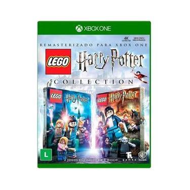Jogo Infantil Lego Harry Potter Xbox One Midia Fisica 1 A 7
