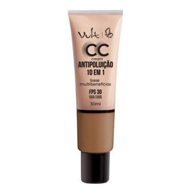 Cc Cream Antipoluicao Vult Mb05, Vult