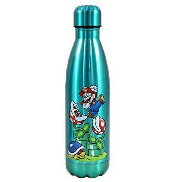 Cantil Metálico Super Mario Bros 500 Ml