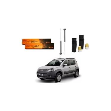 Kit Amortecedor Traseiro Cofap Fiat Uno Way 1.0 1.4 2011 A 2016