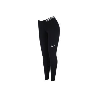 Calça Legging Nike Pro Tight - Feminina - PRETO Nike be6baab276ac5
