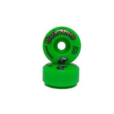 Roda Black Sheep 51mm Verde