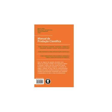 Manual de Produção Científica - Silvia H. Koller - 9788565848916