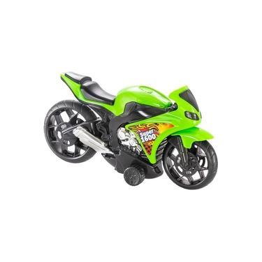Imagem de Moto De Fricção Super 1600 34CM-BS TOYS