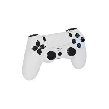 Controle Ps4 Pc Notebook Dual Shock Knup Kp-4028 + Cabo Usb