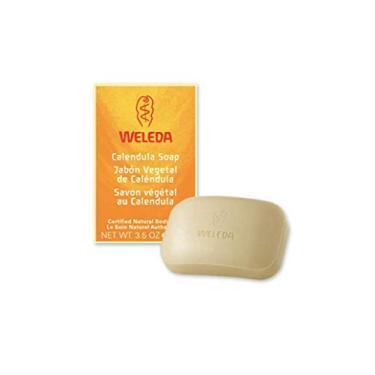 Sabonete Vegetal Natural de Calêndula 100g – Weleda