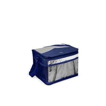 Bolsa Térmica 10L com Alça 18 Latas Azul Mor 3609