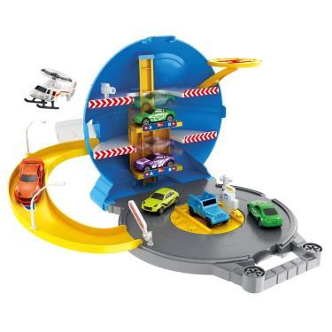 Imagem de Brinquedo Pista Estacionamento Carro Posto Elevador Infantil