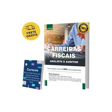 Imagem de Apostila Para Carreiras Fiscais - Analista E Auditor - Comum