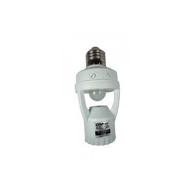 Imagem de Sensor De Presenca E Iluminacao Fotocelula Para Lampada Soquete Key West
