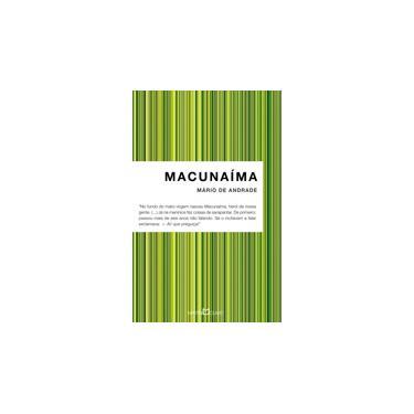 Macunaíma - Mário De Andrade - 9788544001097