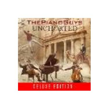Piano Guys,the - Uncharted/del(cd+dv