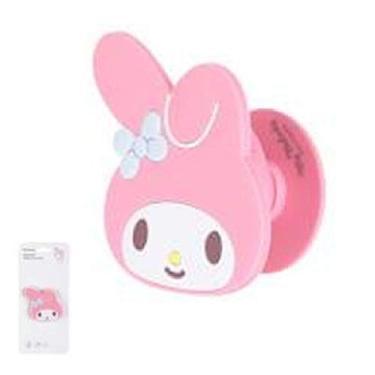 Suporte para celular, pop up - My Melody - Hello Kitty, 1 unidade. Pop Socket.