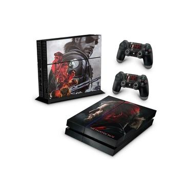 Skin Adesivo para PS4 Fat - Metal Gear Solid 5: The Phantom Pain