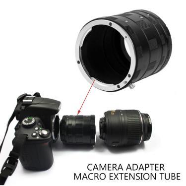Imagem de Anel adaptador para câmera nikon, adaptador de tubo de extensão macro para nikon d7500 d7200 d7100