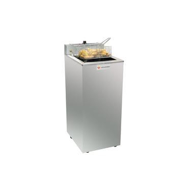 Fritadeira Profissional Venâncio SFAO6 Elétrica Água/Óleo 29L Inox 220V