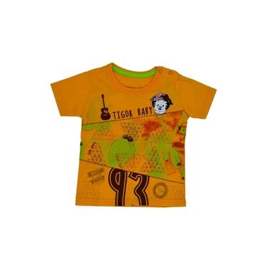 10204225 Camiseta Tigor T Tigre Laranja