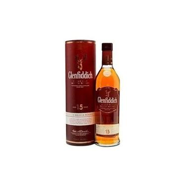 Whisky Glenfiddich 15 Anos 750ml 40% - Single Malt