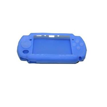 Capa De Silicone Para Psp 2000 3000 Azul