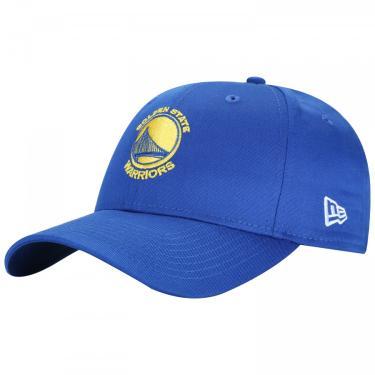 Boné Aba Curva New Era 940 Golden State Warriors - Snapback - Adulto New Era Unissex