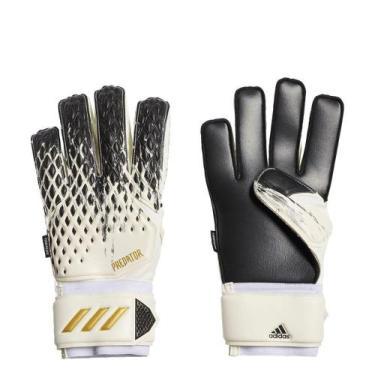 Luva de Goleiro Adidas Predator Match Fingersav