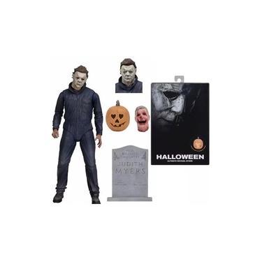 Imagem de Action Figure Halloween Michael Myers Ultimate - Neca