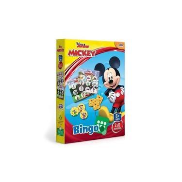 Imagem de Jogo Bingo - Mickey Mouse - Toyster