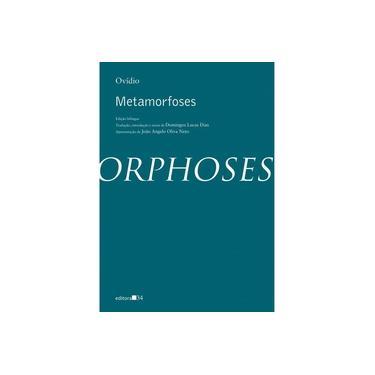 Metamorfoses - Ovídio - 9788573266672