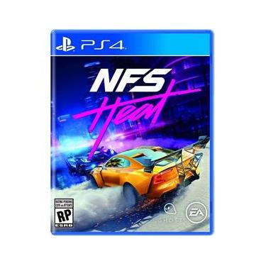 Jogo - Need for Speed Heat - PS4
