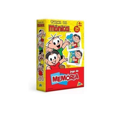 Imagem de Jogo De Memória - Turma Da Mônica - Toyster Toyster