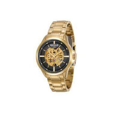 Relógio de Pulso R  828 a R  1.737 Seculus   Joalheria   Comparar ... d42014d50b