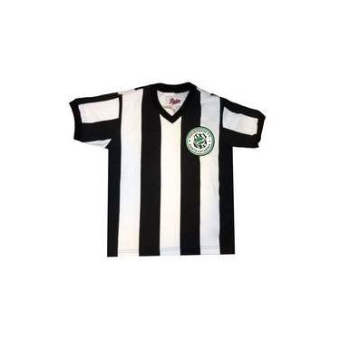 Camisa Liga Retrô Figueirense 1973 Infantil