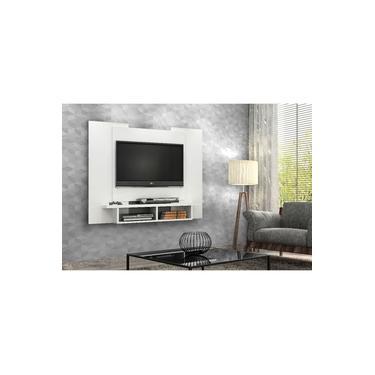 Painel Para Tv 48'' Riviera 1,20m Branco