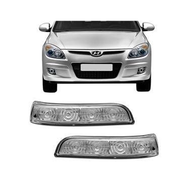 Lanterna Pisca Retrovisor Hyundai I30 2009 2010 2011 2012 Seta LED Cristal