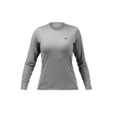 Camiseta manga longa feminina capsula uv-fps 50 Mormaii