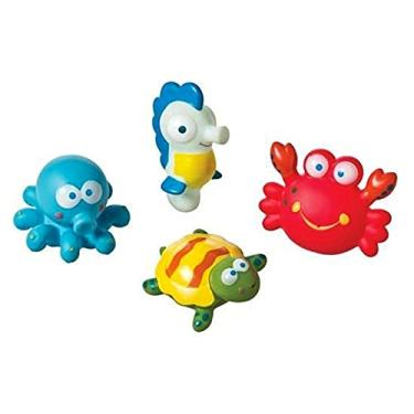 Imagem de Brinquedos Amigos do Mar no Banho Girotondo Baby - 2 unidades