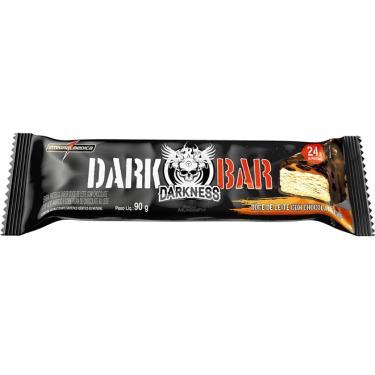 fa6e18352 Whey Bar Darkness - Integralmedica - (unidade) - Doce de Leite com  Chocolate Chip