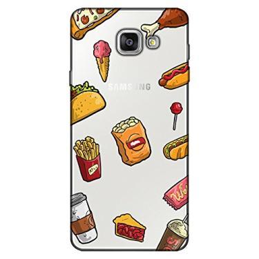 Capa Personalizada para Samsung Galaxy A5 2016 Comida - TP105