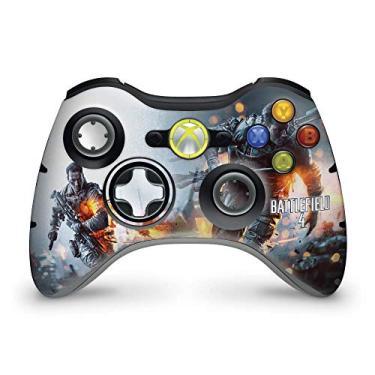 Skin Adesivo Para Xbox 360 Controle - Battlefield 4