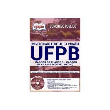 Imagem de Apostila Ufpb 2019 - Cargos Da Classe C E D (nível Médio)