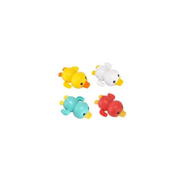 Imagem de Conjunto de brinquedos de banho de animais fofos capa banho de bebê y15479