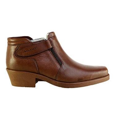 Bota Conforto Hb Agabe Boots - 403.004 - Pl Tabaco - Solado de Borracha PVC Bota Conforto Hb Agabe Boots - 403.004 - Pl Tabaco - Numero:42