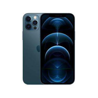 Imagem de Iphone 12 Pro Apple 128Gb Azul-Pacífico 6,1 - Câm. Tripla 12Mp Ios + C