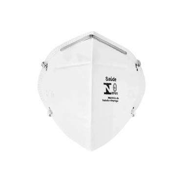 Mascara De Proteção Respiratória Dobrável Hospitalar Pff2 N95 - 9920h - 3m - 1un
