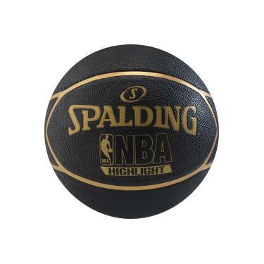 Bola de Basquete Spalding NBA Highlight Spalding Masculino