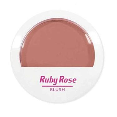 Imagem de Blush Bronze Ruby Rose 6104 B5 Rosto Bronzeado Maquiagem