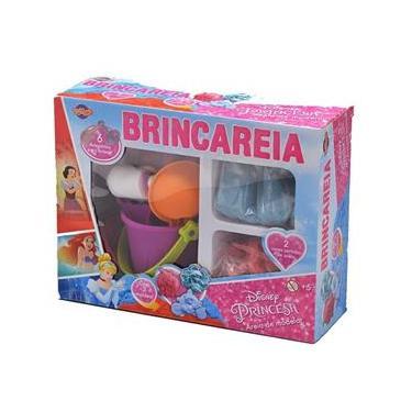 Imagem de Kit Areia de Brincar Grande Princesas - 38433 - Toyng