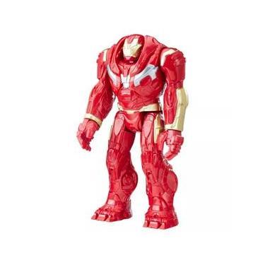 Boneco Infantil Hulkbuster 30Cm Titan Hero Avengers - Hasbro E1798