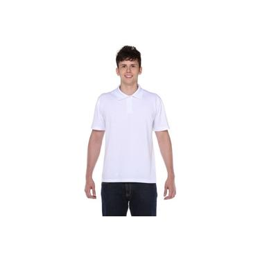 Camisa Gola Polo Preto Piquet Pa Masculina Atacado Uniforme