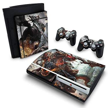 Skin Adesivo para PS3 Fat - Darksiders Wrath Of War